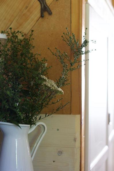 návrhy interiéru dekorace kytka kytice džbánek džbán