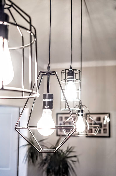 interior design czech prague nordic scandi ligts lighting pendants dining living room