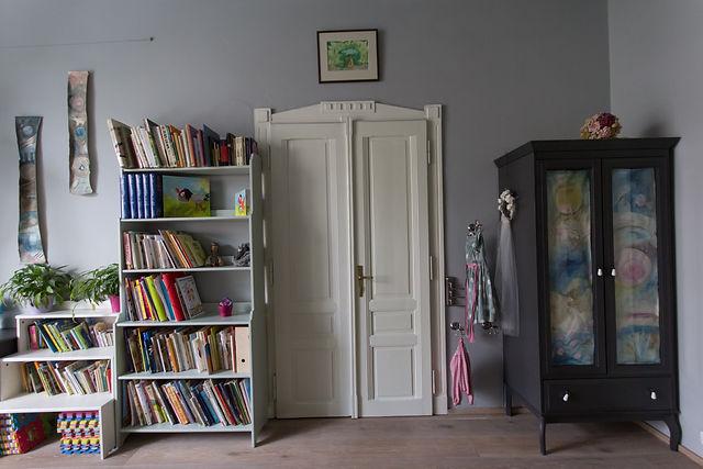 RabunaDesign, dětský pokoj šedá Michaela Bartoňová
