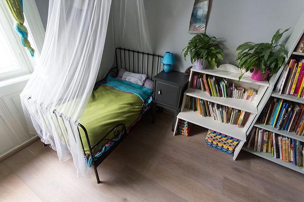 RabunaDesign dětský pokoj baldachýn