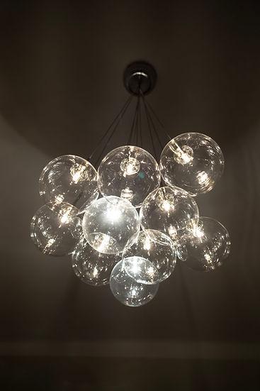 návrhy interiéru lustr svítidlo ložnice