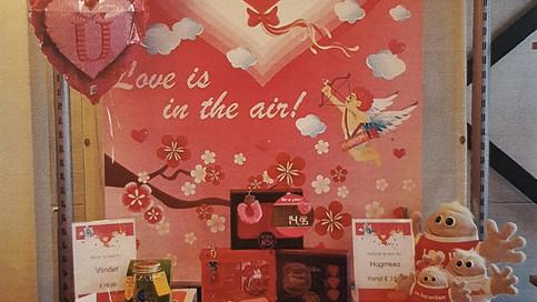 Valentijnsdagcampagne
