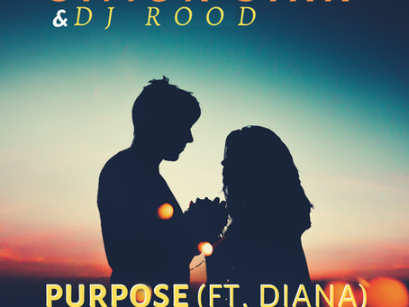 "Simon Sixx & DJ Rood - ""Purpose (ft.Diana)"""