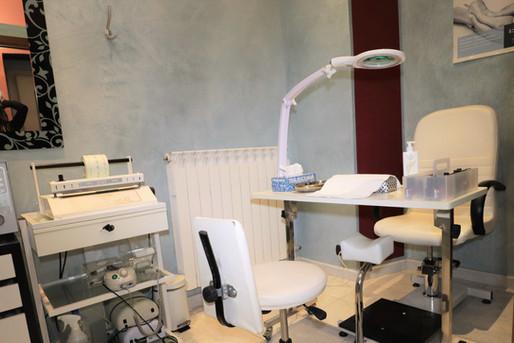 Sala Manicure - Calaba Estetica Torino