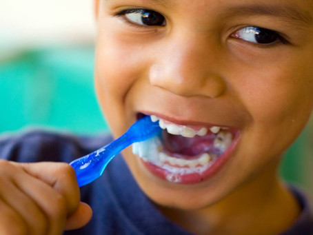 A Basic Guide To Your Child's Dental Hygiene