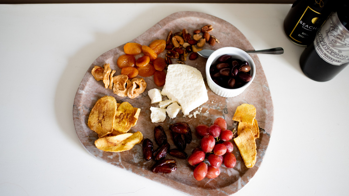 Tennessee Marble Cheese Plate