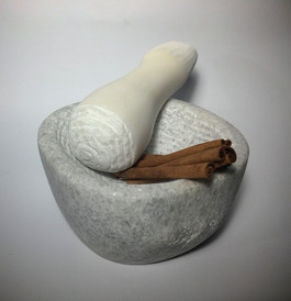 Mortar & Pestle, Georgia Marble