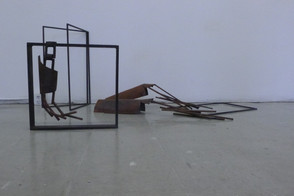 Naked. Steel. 2015