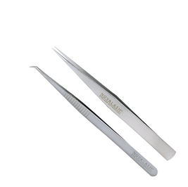 Dumont Forceps Curved & Straight