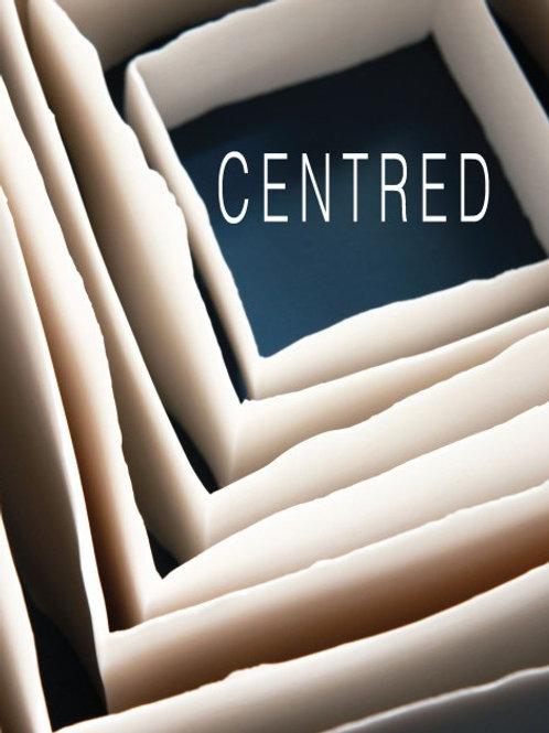 Centred Catalogue  – 2014