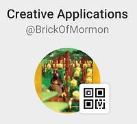 Brick of Mormon Venmo