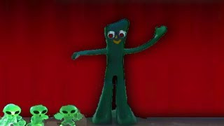Aliens Episode 16: Gumby Attacks!