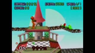 Super Smash Bros. N64 Glitches