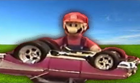 Aliens Episode 5: Mario's Car