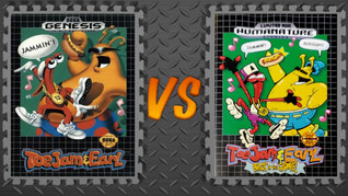ToeJam & Earl vs. ToeJam & Earl: Back in the Groove