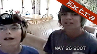 James and Joe's First Movie
