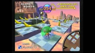 Super Monkey Ball - Game Reviews by James