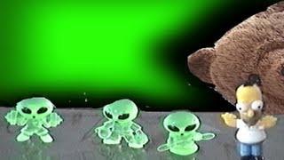 Aliens Episode 14: Little Aliens in the Big Woods