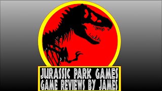 Jurassic Park Games - Game Reviews by James