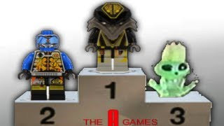 Aliens Episode 13: The A Games