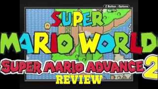 Super Mario World: Super Mario Advance 2 - Game Reviews by James
