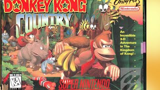 Donkey Kong Country 20th Anniversary Retrospective