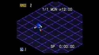 Sonic 3D Blast Review - The Gamer Bros.