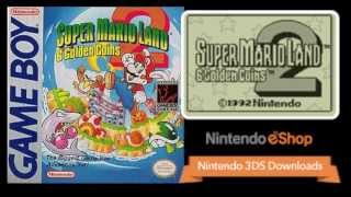 Super Mario Land 2: 6 Golden Coins - Game Reviews by James