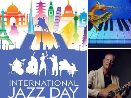 April 30th - Shambhu on Hybrid Jazz with Trish Hennessey