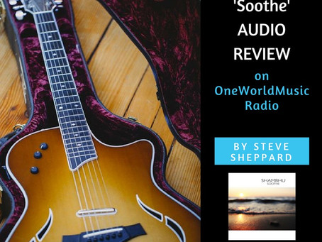 Soothe - Audio Review by Steve Sheppard