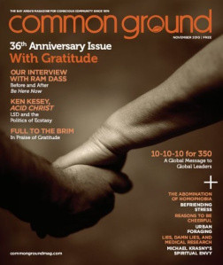Sacred Love Review: Common Ground Magazine