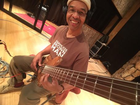 """""""Lilac Skies"""" Premieres the Kai Eckhardt Signature Bass by Parizad Hatcher"""