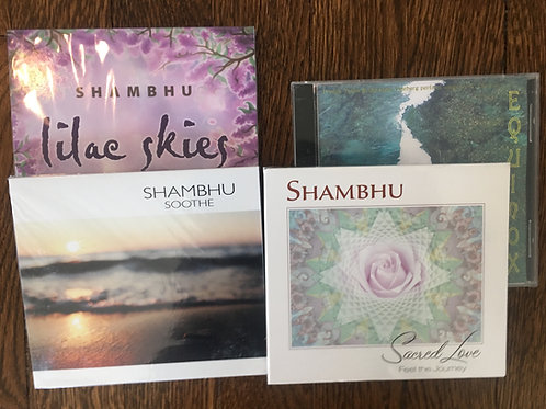 Shambhu Collection - 3 CDs + BONUS
