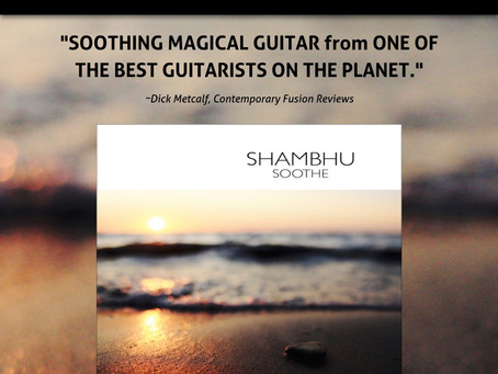 """Soothe"" - Shambhu: A 60th Grammy Awards Submission"