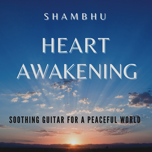 Limited Edition - Heart Awakening CD (EP) signed with digital download