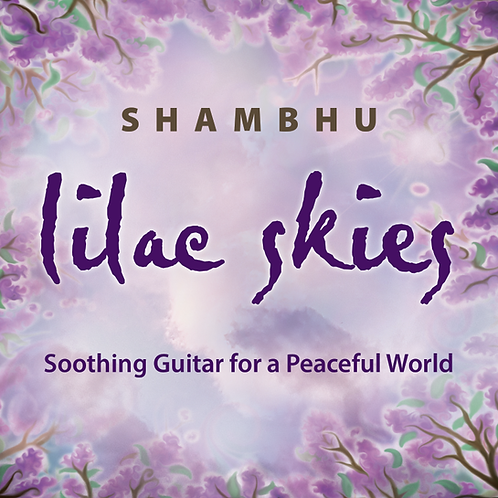 Lilac Skies CD signed with digital download