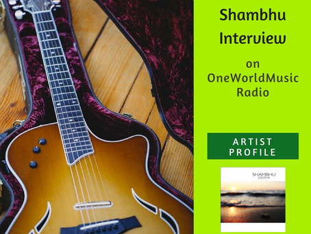 Shambhu - Artist in Profile
