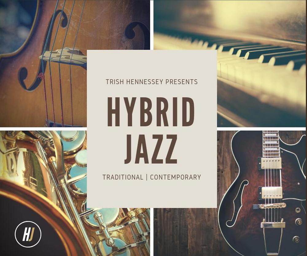 Hybrid Jazz Logo