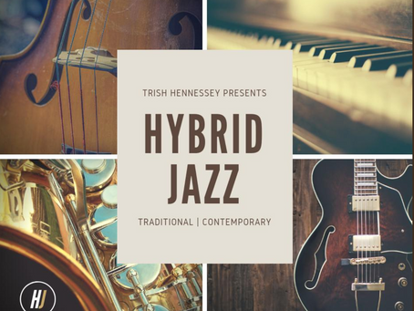Hybrid Jazz From Trish Hennessey - International Jazz Day (April 30): with Shambhu!