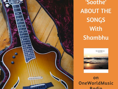 The Album Show - 'Soothe' with Shambhu