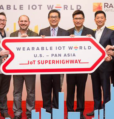 Wearable World IoT/ReadWrite