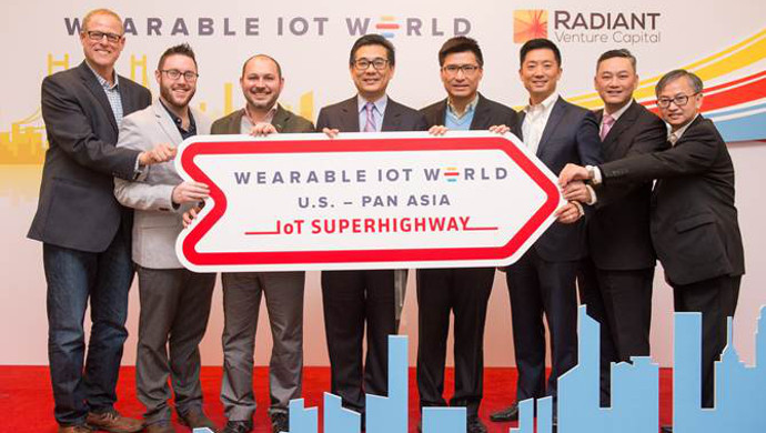 Wearable World IoT/ReadWrite