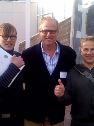 Jyri Engeström and Petteri Koponen