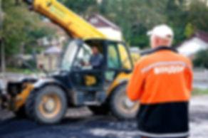 """ТОВ""""ВІНДОР"""" будівництво доріг"""