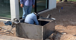 Steel Planters by JXC Landscaping (9)