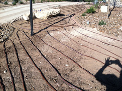 JXC Landscaping Rough Hollow  Drip Irrigation Install 10.26.2014 (53)