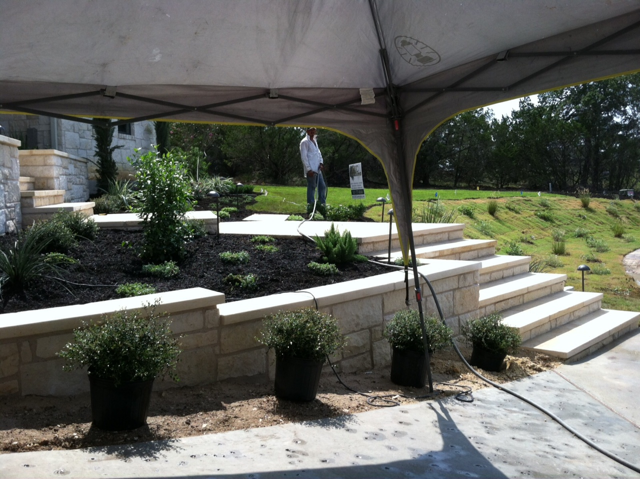JXC Landscaping Stone Work