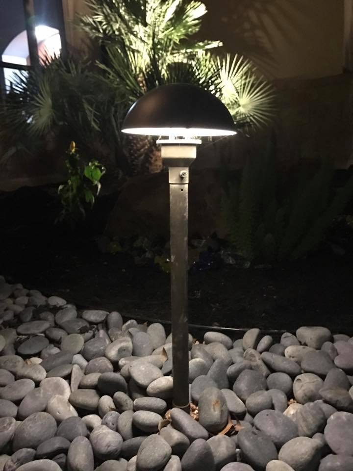 Landscape Lighting JXC Landcaping Austin, Texas (2)