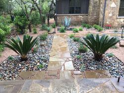 Modern, Drought Tolerant, Landscape  Glass Garden by JXC Landscaping (14)