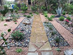 Modern, Drought Tolerant, Landscape  Glass Garden by JXC Landscaping (20)